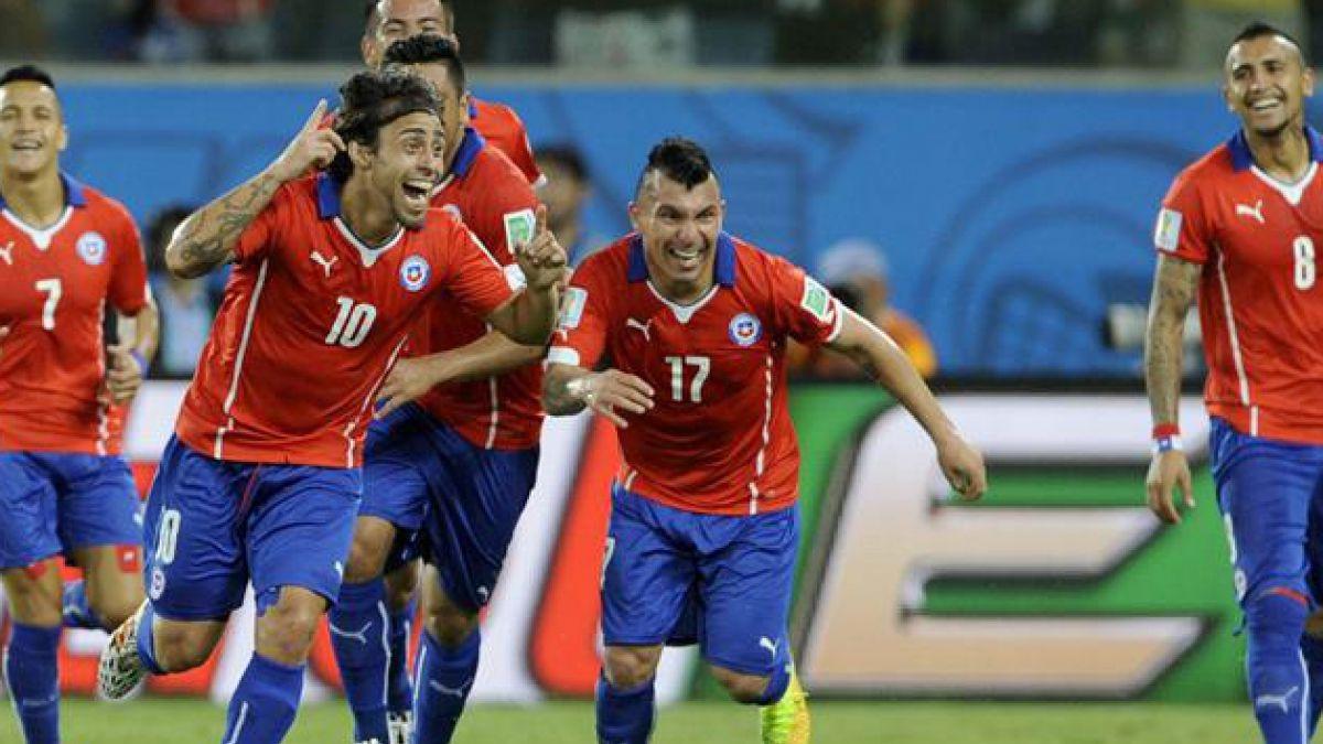 Brasil, Croacia y México: fortalezas y debilidades de los posibles rivales de Chile