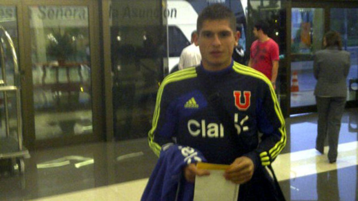La U llegó a Paraguay