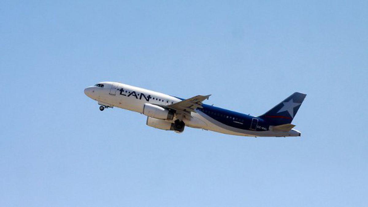 LAN cancela todos los vuelos locales en Argentina