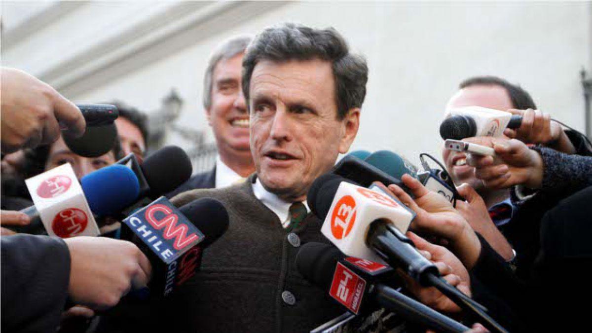 Retiro de demanda contra Martín Larraín no detiene proceso, pero rebajaría condenas