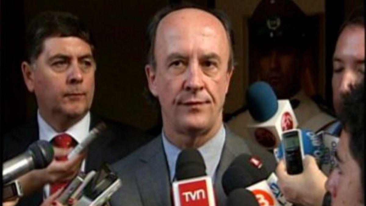 Larroulet: Chile recuperó liderazgo internacional en emprendimiento y libertad económica