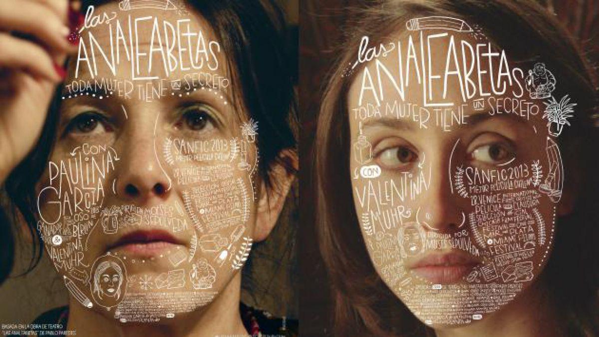 VIDEO: Estrenan trailer de Las Analfabetas nueva película de Paulina García