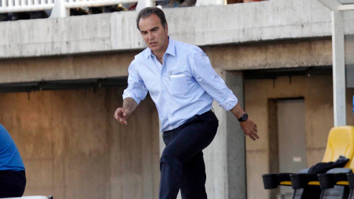 Martín Lasarte renuncia a la banca de Universidad Católica