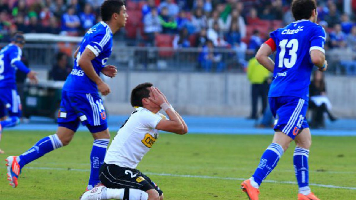 "La ""U"" a la final: goleó 4-0 a Colo Colo"