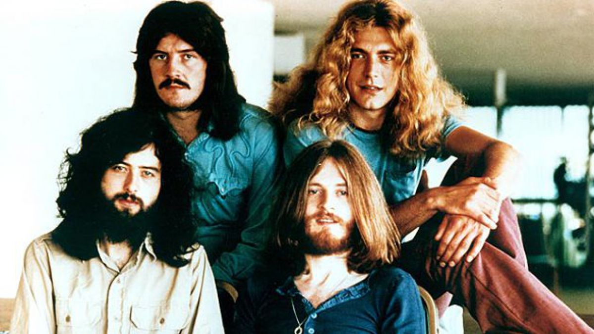 VIDEO: Led Zeppelin revela grabaciones inéditas