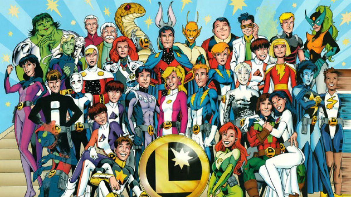 """Prepararían película de """"La Legión de Superhéroes"""" tras éxito de """"Guardianes de la Galaxia"""""""