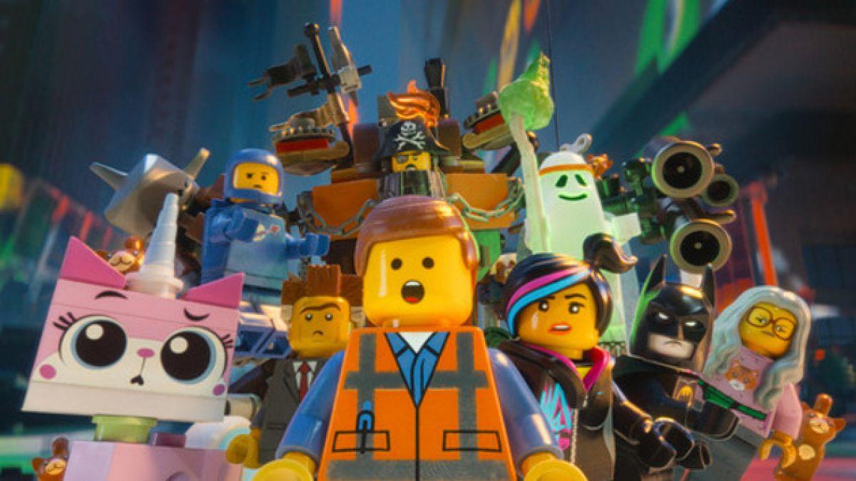 Warner Bros. lanzará nuevas películas de Lego en 2018 y 2019