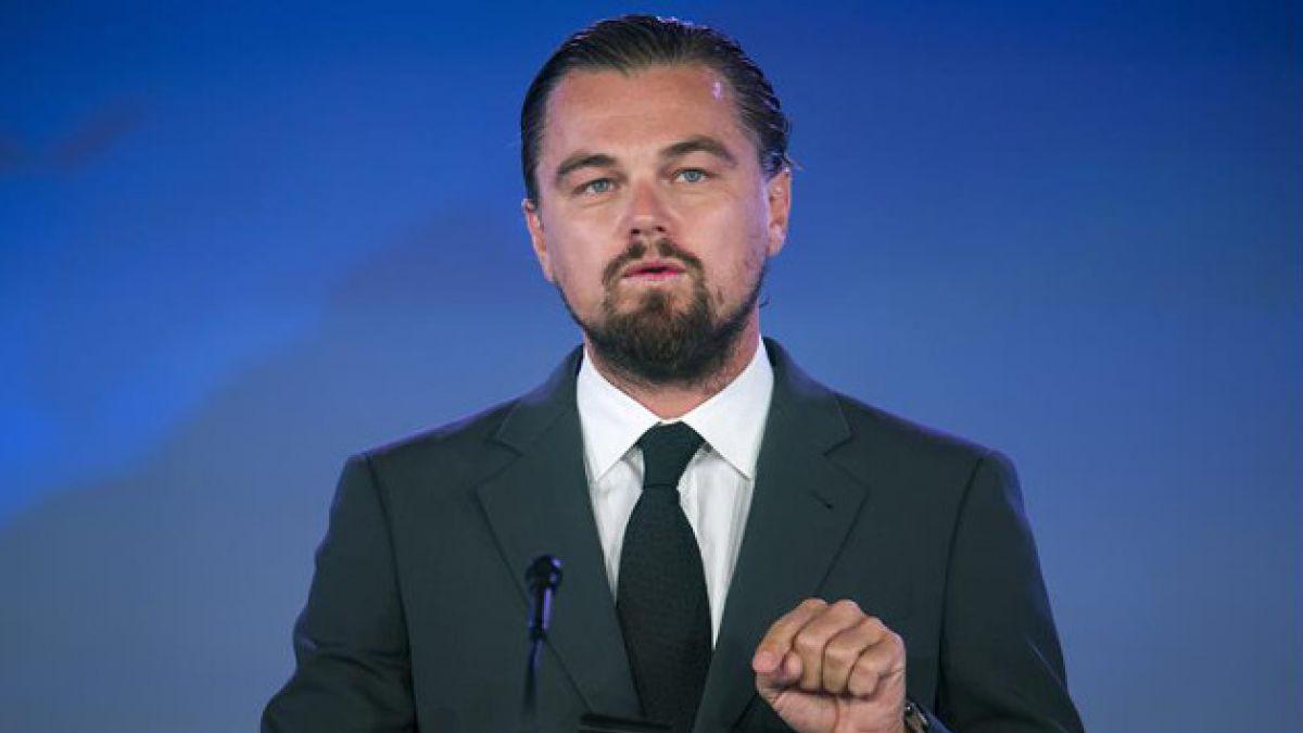 Leonardo DiCaprio es nombrado Mensajero de la Paz por la ONU