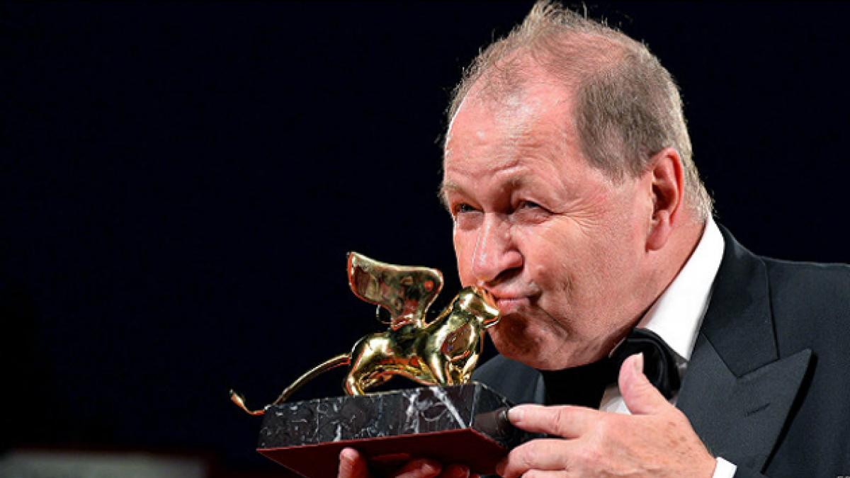 Festival de cine de Venecia premia a comedia sueca con el León de Oro