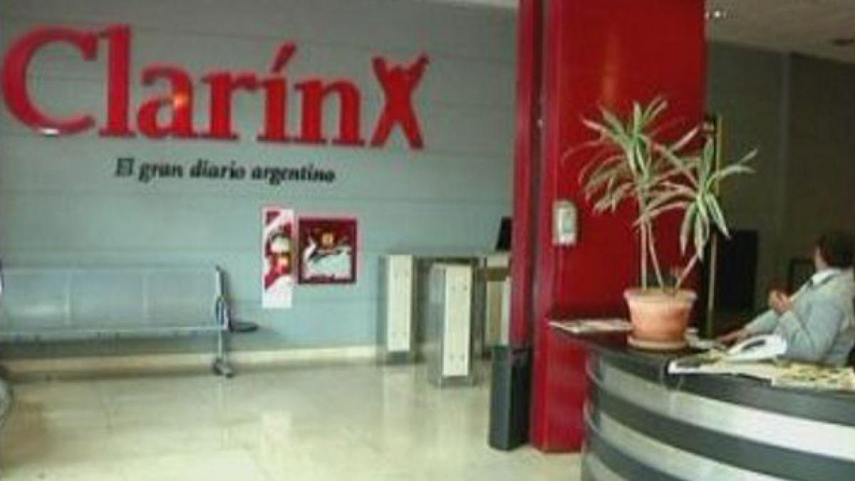 Justicia argentina acepta petición de Clarín por Ley de Medios