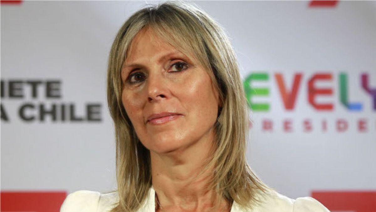 Lily Pérez será la nueva vocera de campaña de Matthei tras negativa de Parot