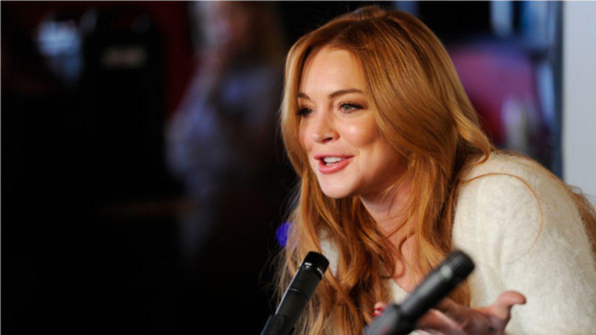 Publican nuevos nombres de famosos que se habrían acostado con Lindsay Lohan