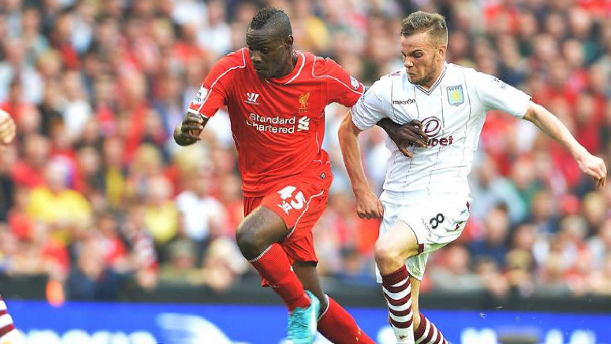 El Liverpool cae ante el Aston Villa y se aleja del Chelsea