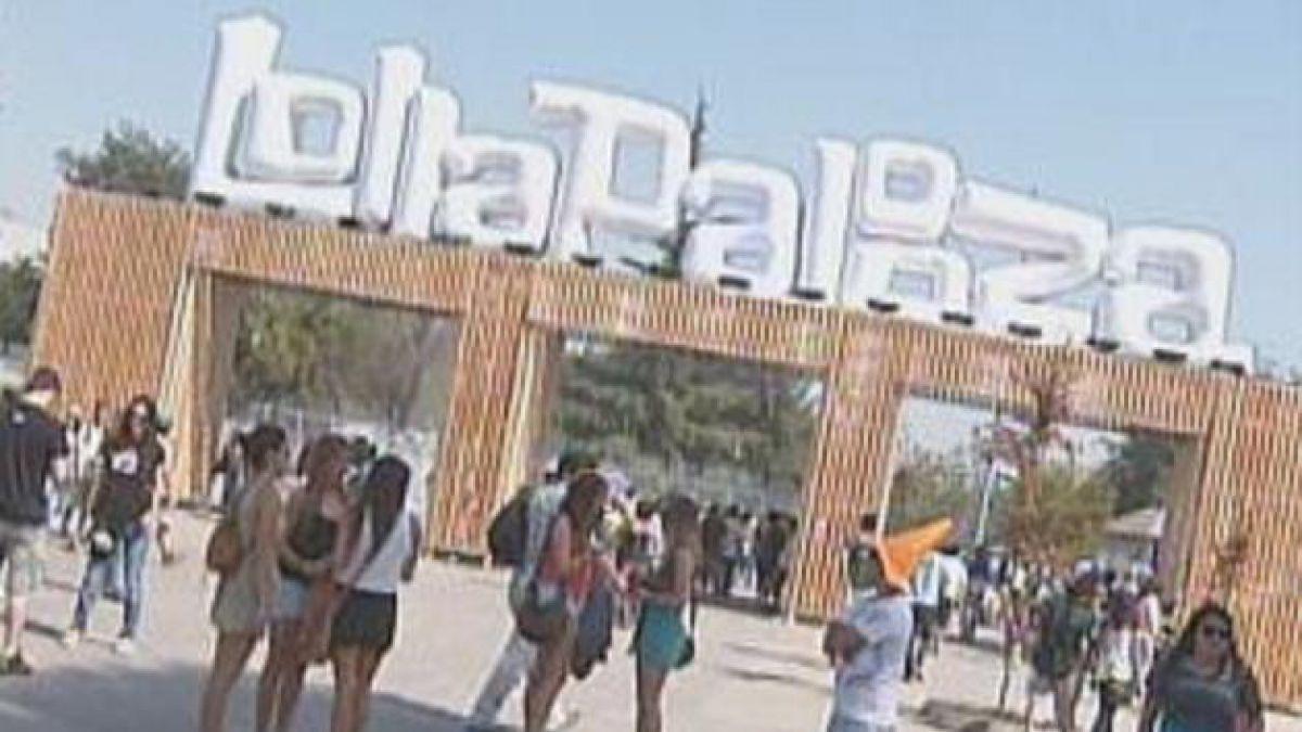 Lollapalooza publica horarios y programación
