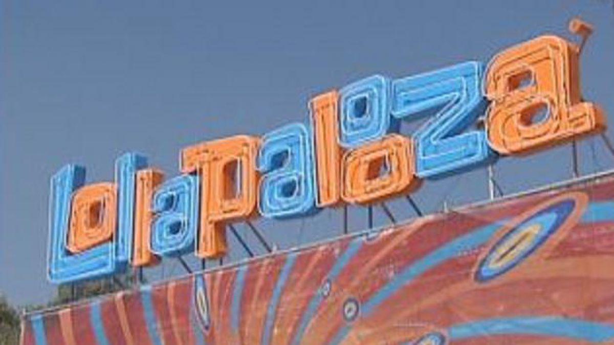 Este mediodía comenzó el Festival Lollapalooza 2012