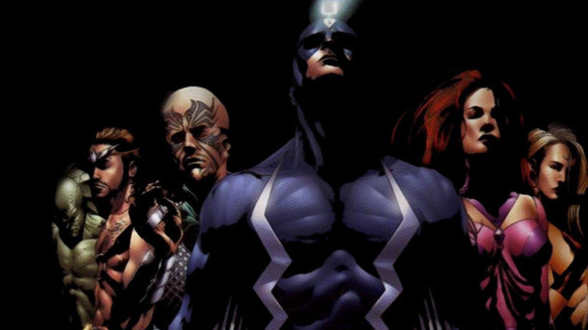 """""""Los inhumanos"""": El cómic que Marvel busca llevar al cine"""