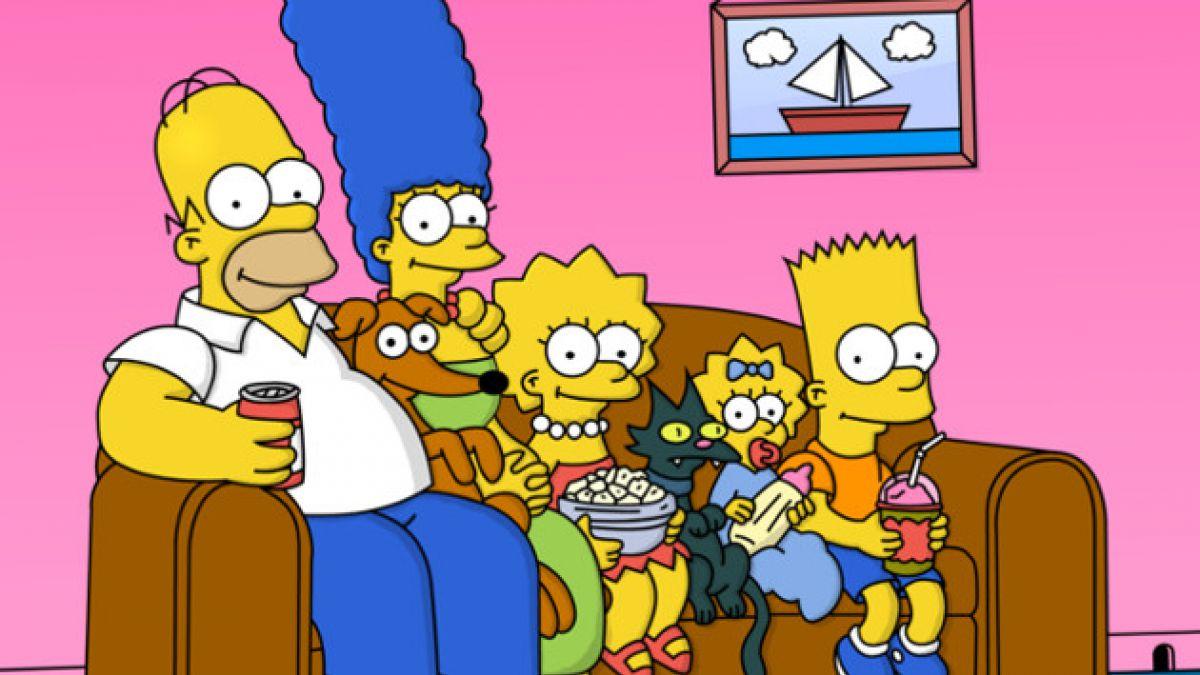 """Esta fue la muerte que marcó al primer episodio de la nueva temporada de """"Los Simpson"""""""