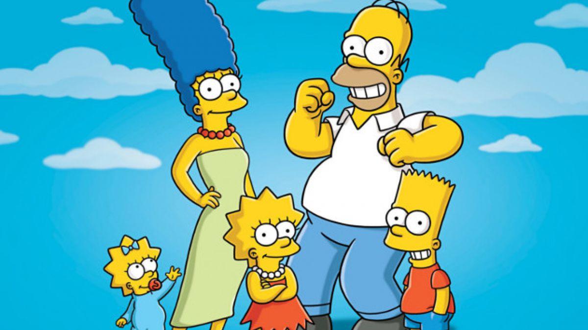 """""""Los Simpson"""" será transmitida en China por primera vez en su historia"""