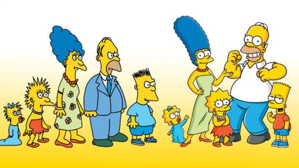 """""""Los Simpson"""" originales protagonizarán episodio de Halloween en la nueva temporada"""
