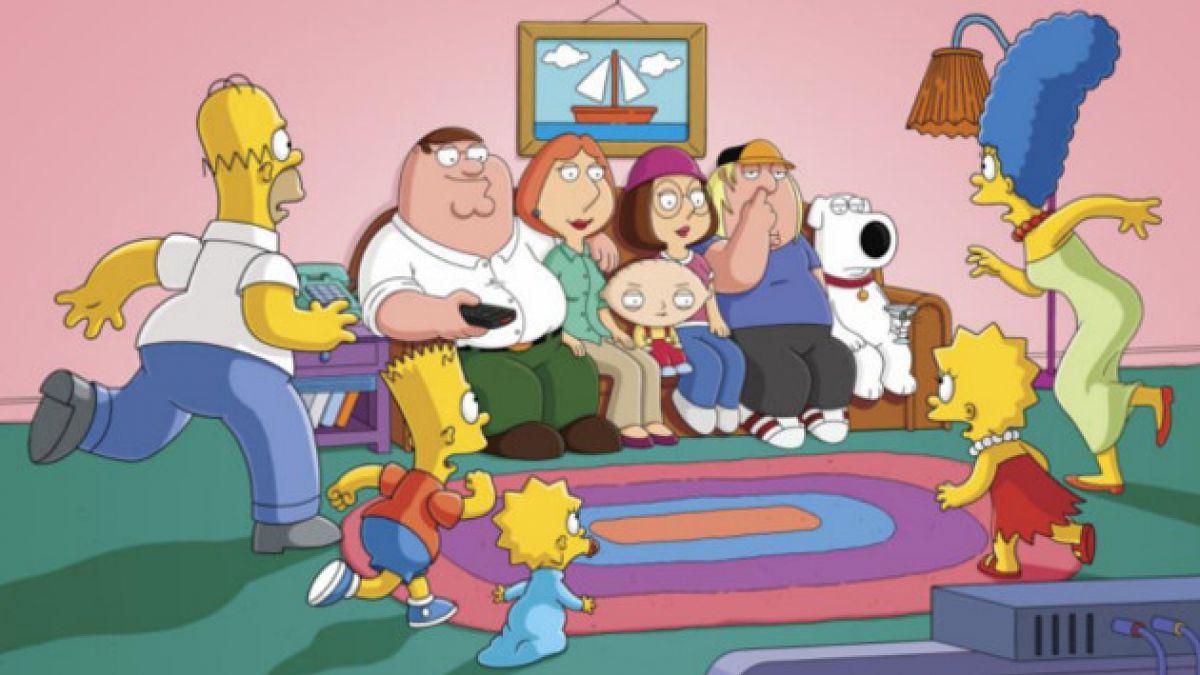 """7 cosas que debes saber del episodio que juntará a """"Los Simpson"""" y """"Padre de Familia"""""""