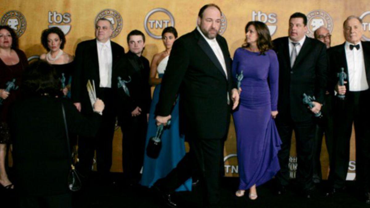 """Eligen a """"Los Soprano"""" como la serie mejor escrita de la historia"""