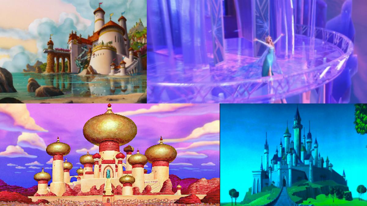 Estos son los lugares que inspiraron los principales escenarios de las películas Disney
