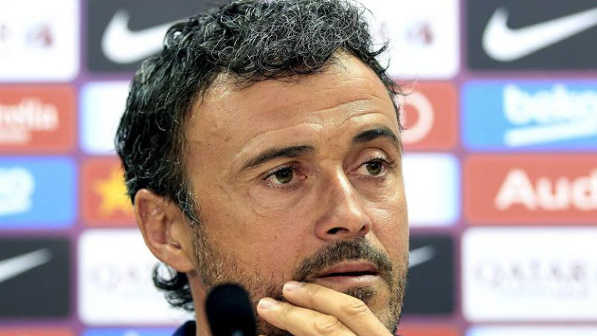 Luis Enrique será entrenador de FC Barcelona por las próximas dos temporadas