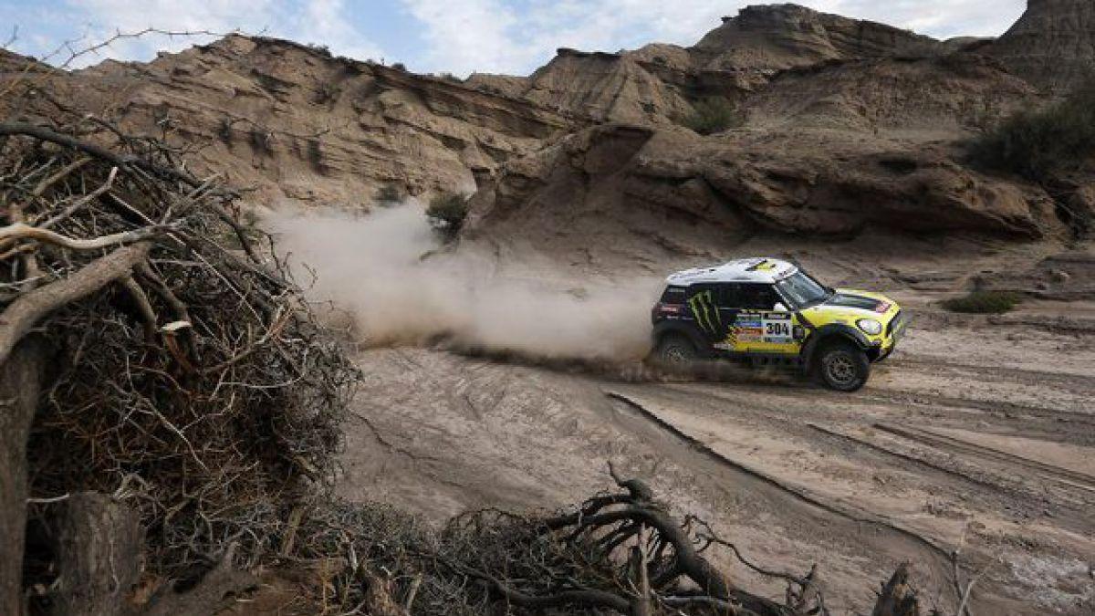 Dos periodistas fallecieron en ruta del Rally Dakar