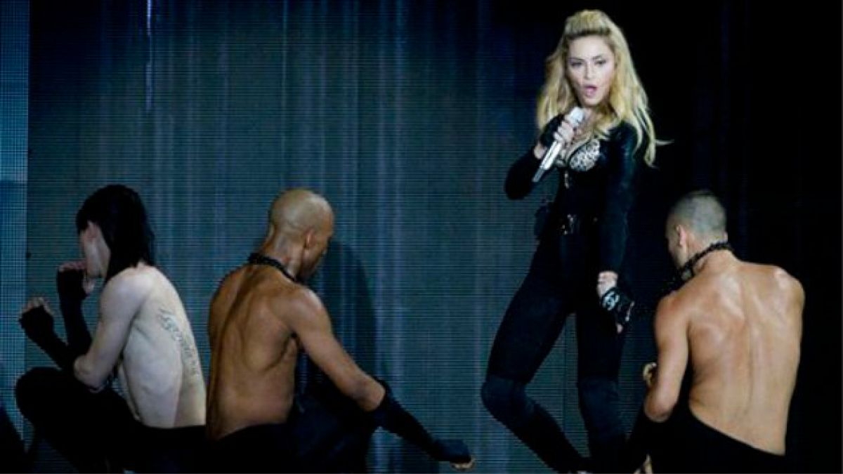 Madonna confirma su regreso a Chile