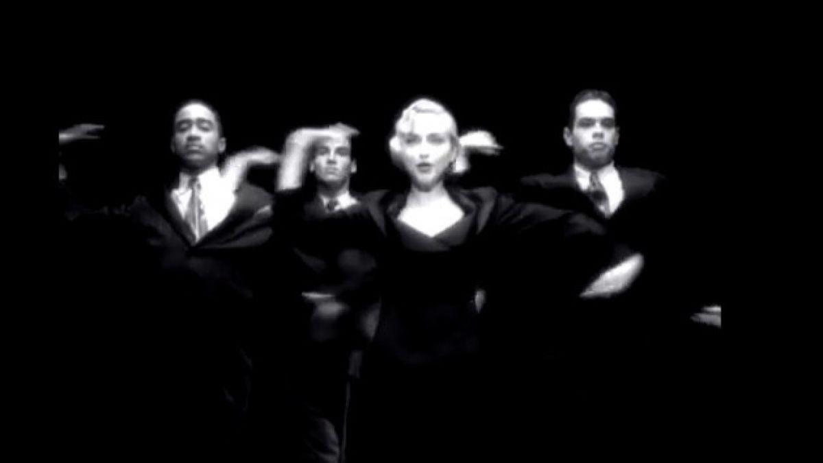 """Todas las """"estrellas"""" nombradas en la canción """"Vogue"""" de Madonna ya fallecieron"""