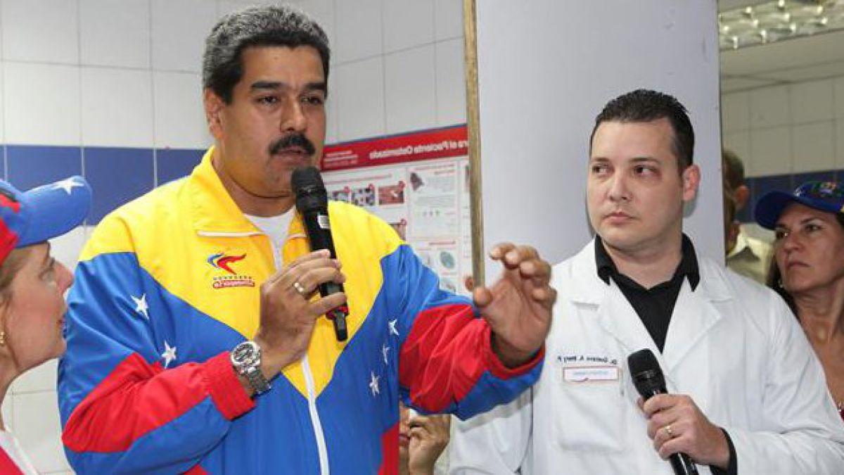 """Maduro dice que su triunfo produciría una """"revolución de resurrección"""""""