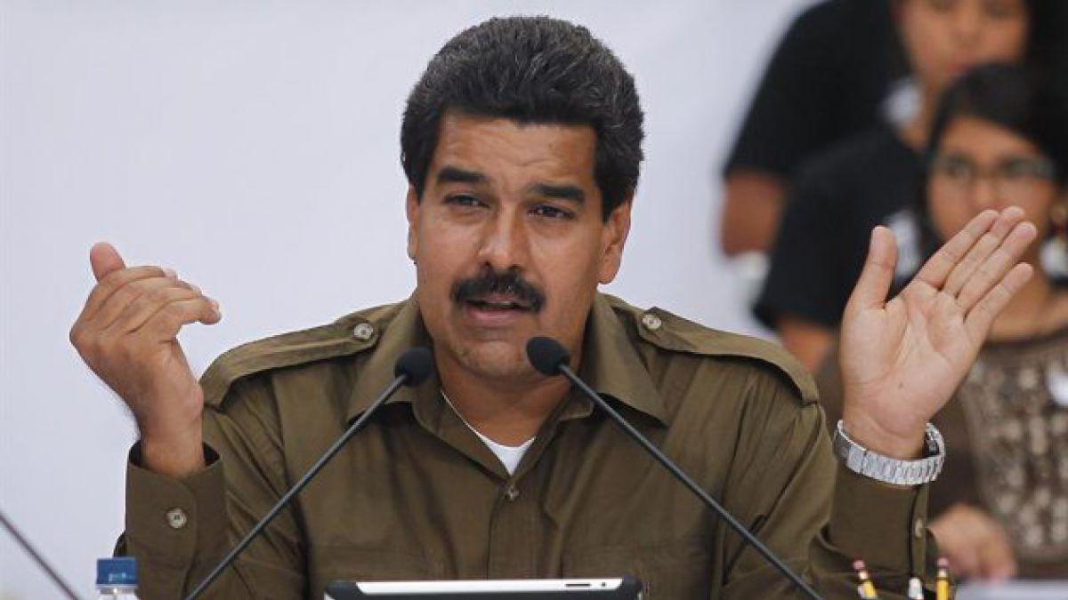 Nicolás Maduro afirmó que perdió confianza en Juan Manuel Santos