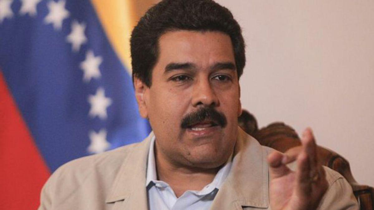 Llaman a votar por Nicolás Maduro en Venezuela