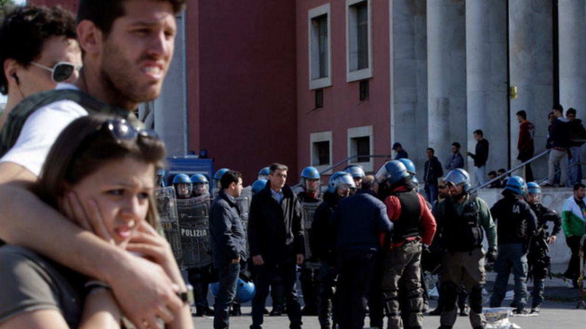 Nuevo crimen de mafia italiana impacta: Acribillaron a niño de 4 años