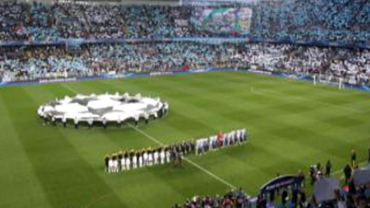 Champions League: Málaga vive eliminación en los descuentos