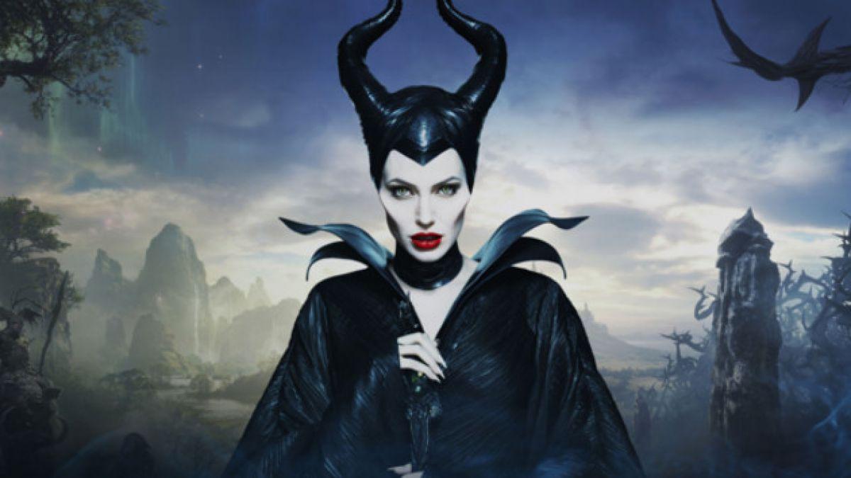 """""""Maléfica"""" marca nuevo récord en la carrera de Angelina Jolie"""