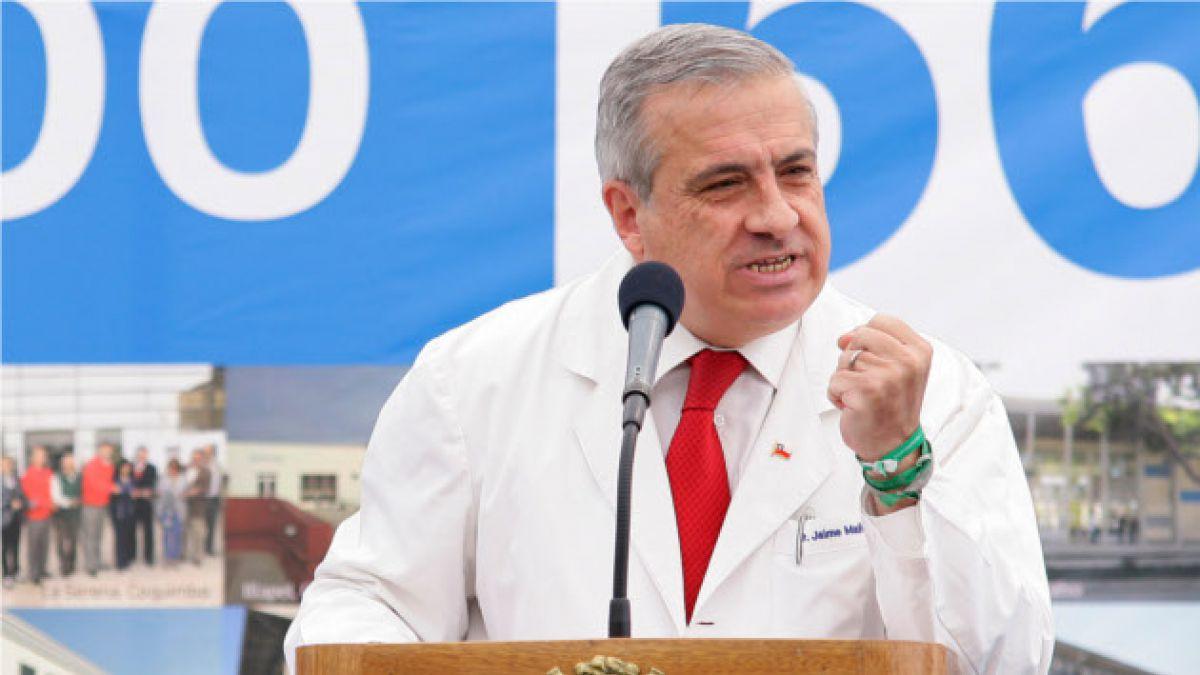 """Afirman que balance de interpelación al ministro Mañalich es """"reguleque"""""""