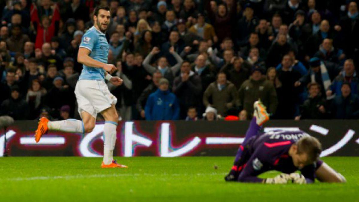 Manchester City derrota a Liverpool y se acerca al liderato de la Premier League
