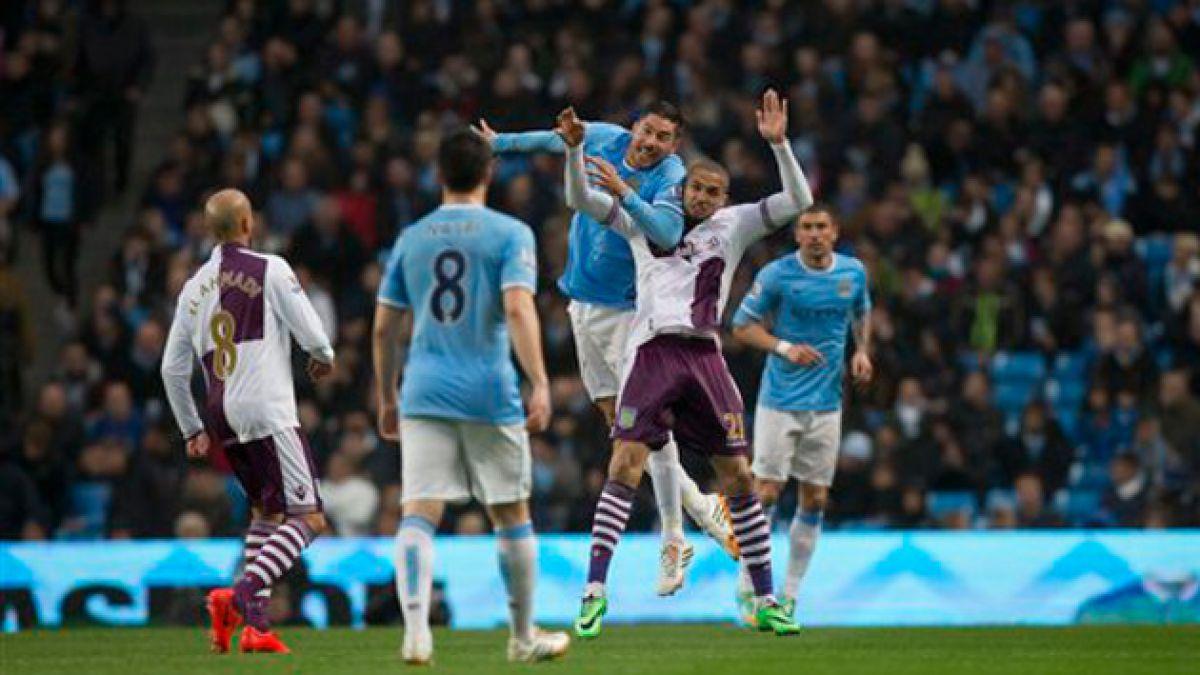 Manchester City de Manuel Pellegrini queda a un punto de ser campeón
