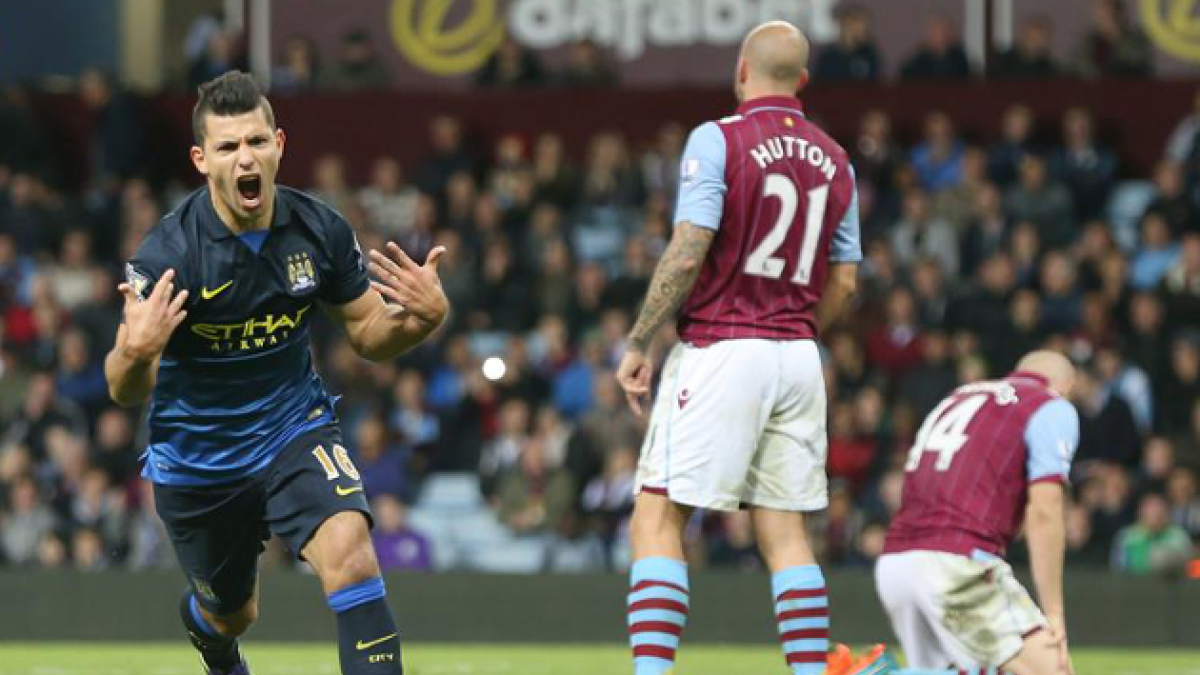 El City de Pellegrini derriba al Aston Villa para avanzar hacia lo alto de la Liga