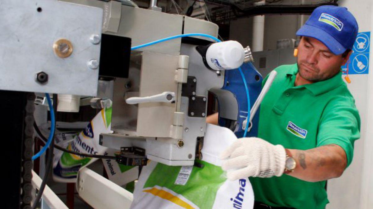 INE: Producción industrial creció 2,9% en septiembre