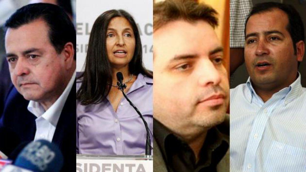 Los cuestionados nombres designados para el próximo gobierno
