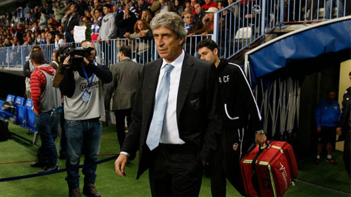 Pellegrini quiere pasar las penas con el Liverpool