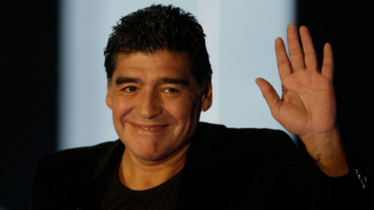 Diego Maradona: El dinero que obtuve por trabajar, algunos se lo quedaron