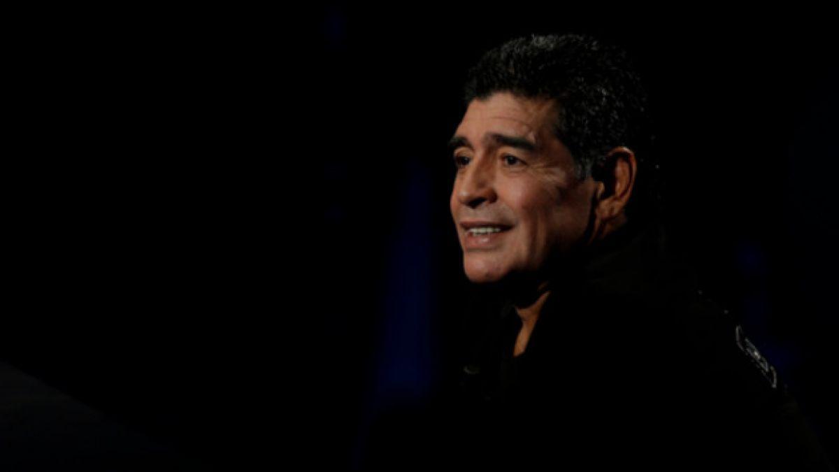 """Maradona por la gran derrota de Brasil: """"Decime qué se 'siete'"""""""