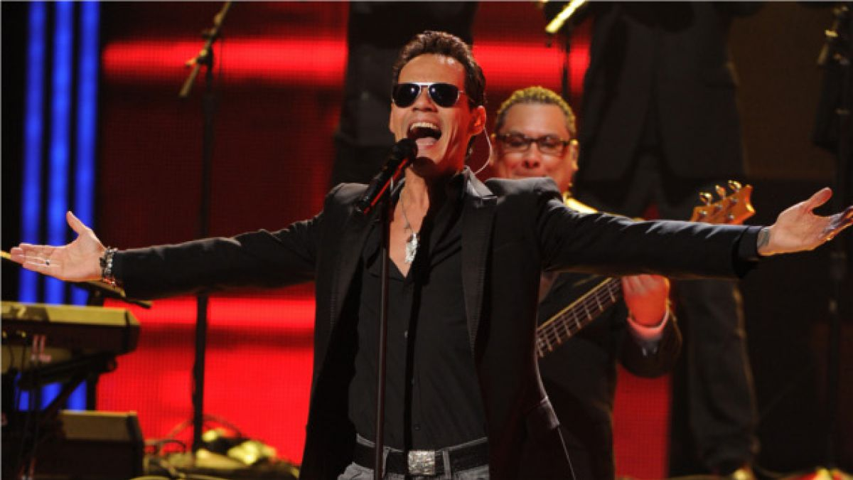 Marc Anthony pospone su concierto en Chile