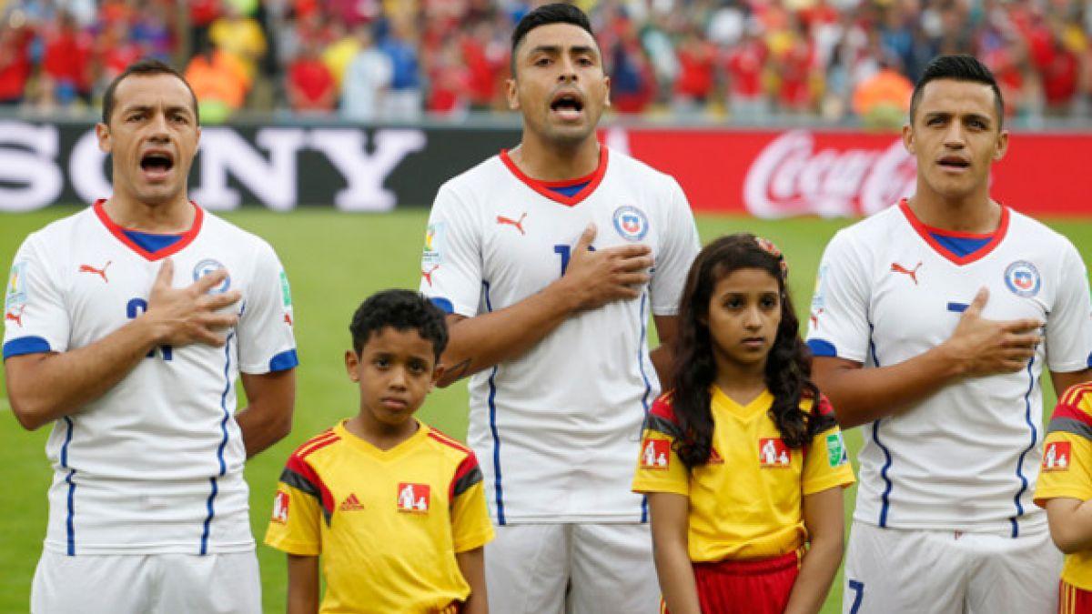 Marcelo Díaz: No somos los más talentosos, pero jugamos con el corazón