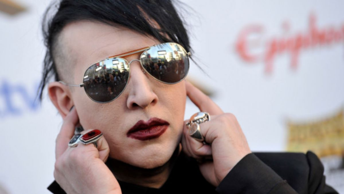 Marilyn Manson se integra a la serie Sons of Anarchy