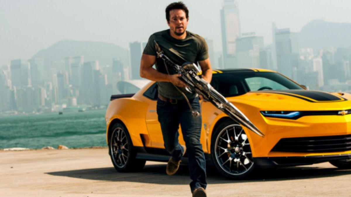 """""""Transformers 4"""" ya es la película más taquillera en toda la carrera de Mark Wahlberg"""