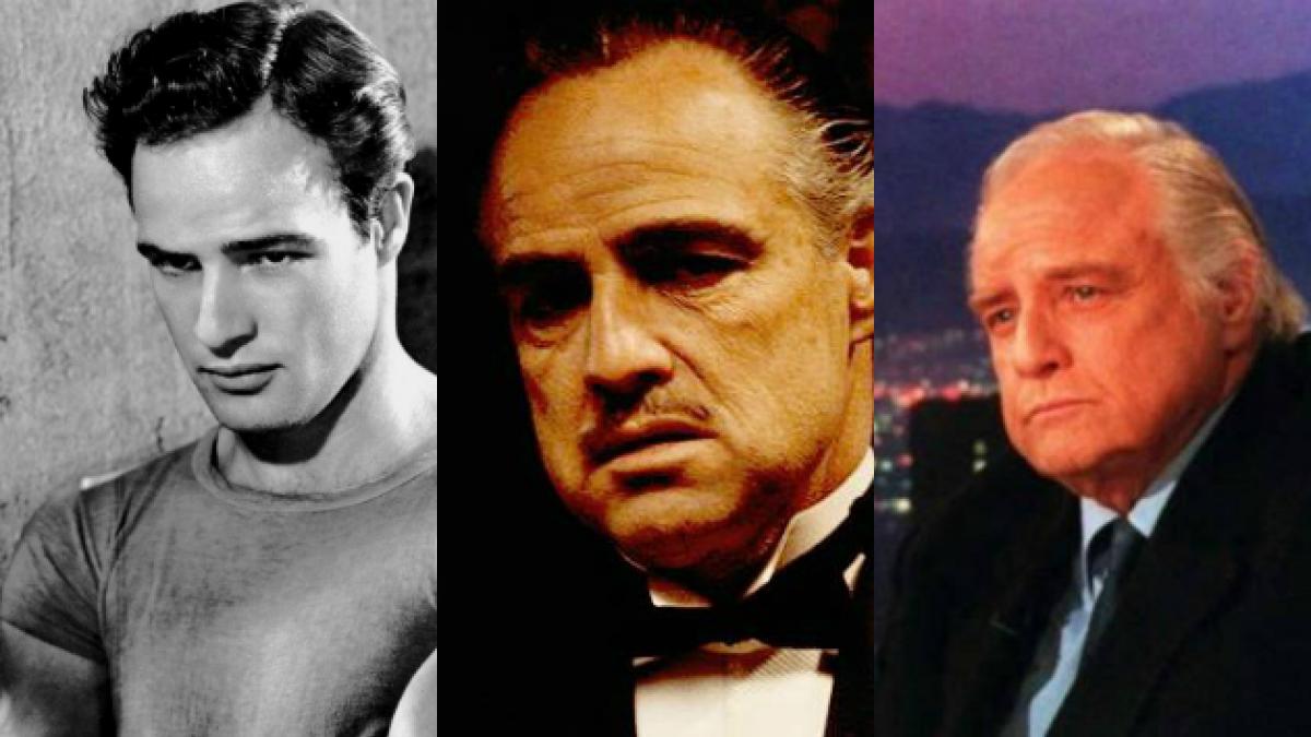15 excentricidades que marcaron la carrera de Marlon Brando